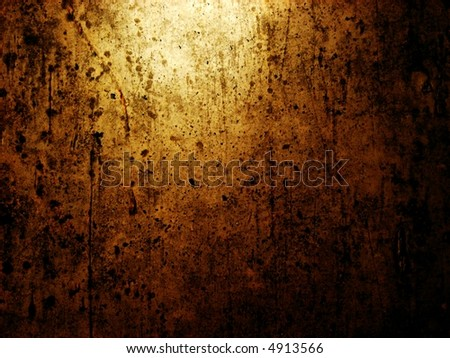 grunge wall horizontal
