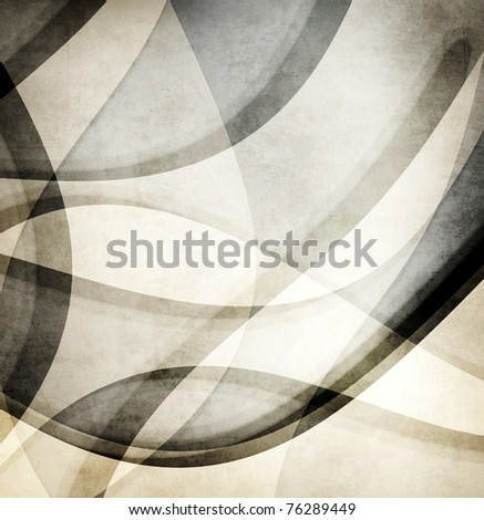 Grunge wave background