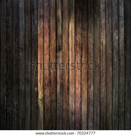 Grunge Wood Background Grunge Wood Panels Used as