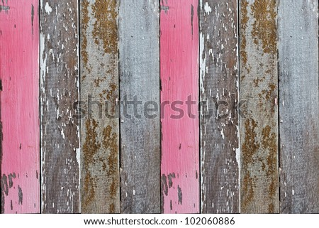 Grunge Wood Background Grunge Wood Panels With Old