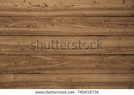 grunge wood pattern texture background, wooden planks #740658736