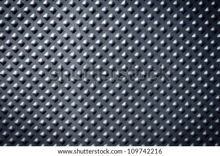 Grungy black and white techno metal background
