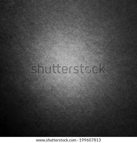 Grungy Black Gradient Background