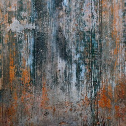 Grungy concrete texture with wood shuttering carved on it