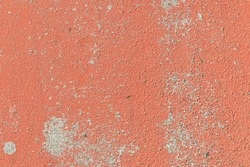 Grungy dirty red wall texture