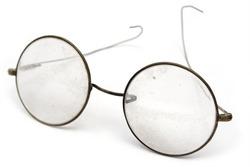 Grungy Eyeglasses