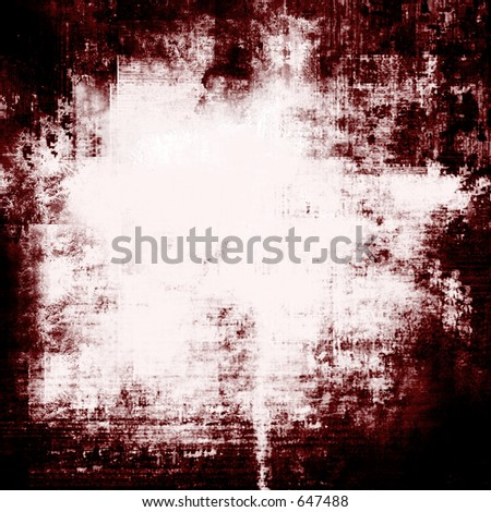 Grungy frame, large size with high detail and resolution, great as background