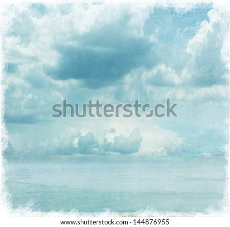 grungy sky background