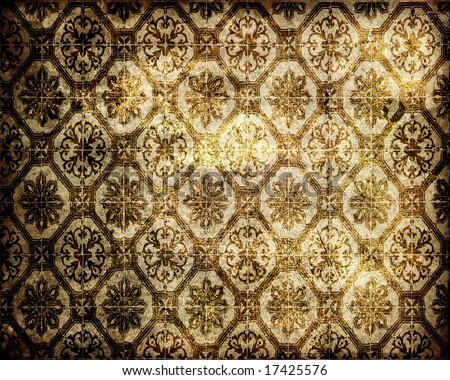 victorian wallpapers. Grungy Victorian wallpaper