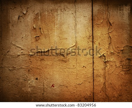 grungy wall - Sandstone surface background.Shot in paris,france
