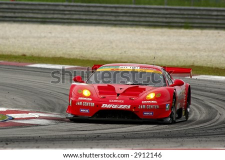 GT Car in Actions, Japan GT Championship