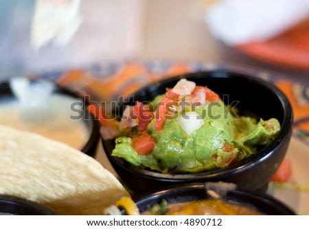 Guacamole salad fretos recipe
