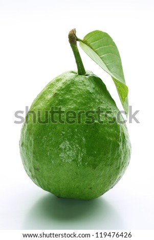 guava fruit - stock photo