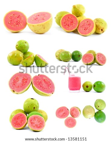 Guava Fruit Collection