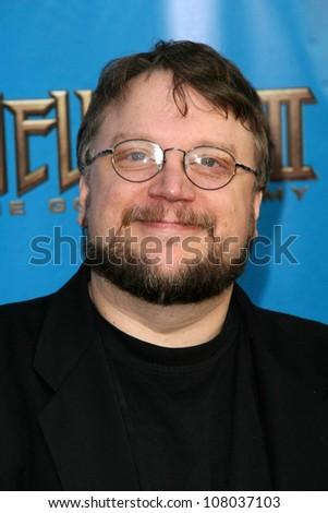 Guillermo del Toro  at the 34th Annual Saturn Awards. Universal Hilton Hotel, Universal City, CA. 06-24-08