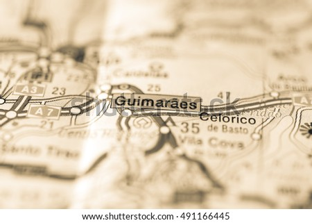 Guimaraes, Portugal. #491166445