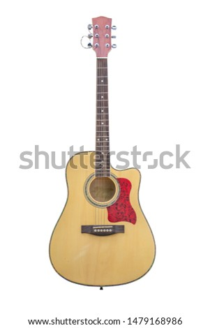 guitar classic acoustic  music wood