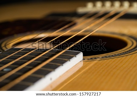 guitar close up - music element or background #157927217