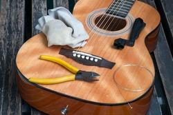 Guitar Repair String