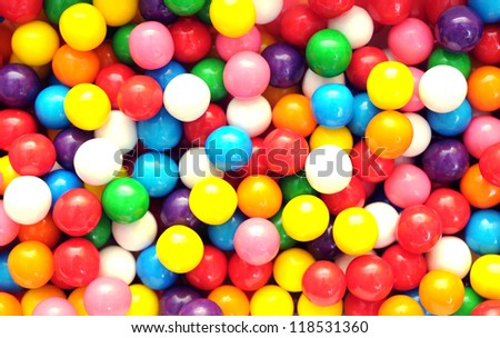 gummy ball candies for...