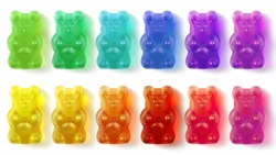 Gummy Bears Colorful