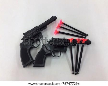 Gun toys , Plastic gun
