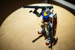 Gundam model figure, Gunpla