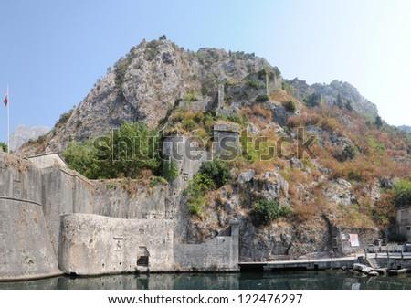 Gurdich Bay of Kotor Castle
