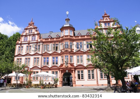 Gutenberg Museum in Mainz, Germany
