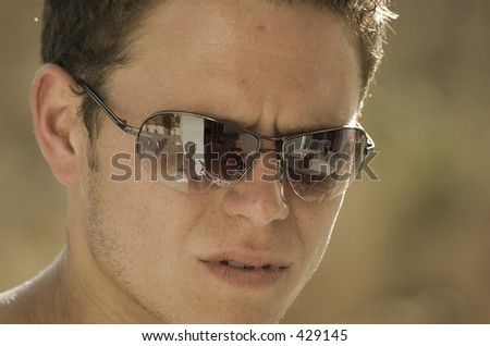 Guy in Shades