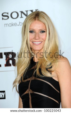 "Gwyneth Paltrow at the ""Country Strong"" Nashville Premiere, Regal Green Hills, Nashville TN. 11-8-10"