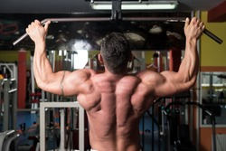 Gym Workout For Back