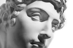 Gypsum Statue of Giuliano de' Medici