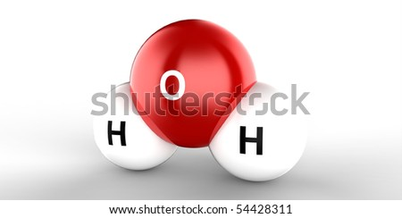h20 chemistry atom molecule formula for water