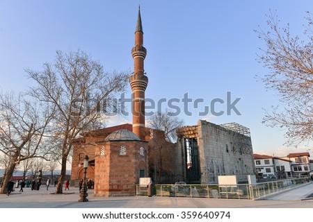 Hac?bayram Camii Stok fotoğraf ©