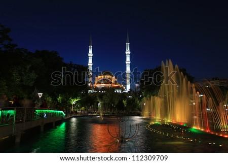 haciveyis mosque, konya