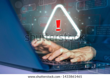 Hacker attack digital crime anonymous,background icon binary,shield and padlock,concept alert website attacks,keeping financial information with block chain and internet of things(iot)technology