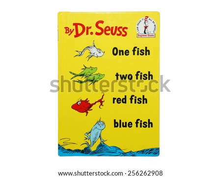 Hagerstown md february 26 2015 image of one fish two for Fish children s book