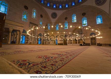 Hagia Sophia mosque in sultanahmet, Istanbul, Turkey.