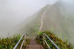 Haiku stairs aka stairway to heaven
