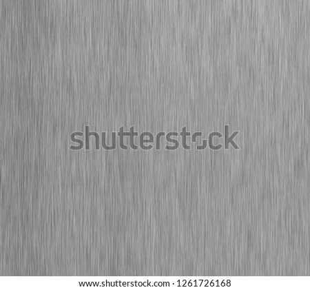 Hairline stainless steel. Shiny foil, silver bronze, or copper metal pattern surface texture. Close-up of interior material for design decoration background
