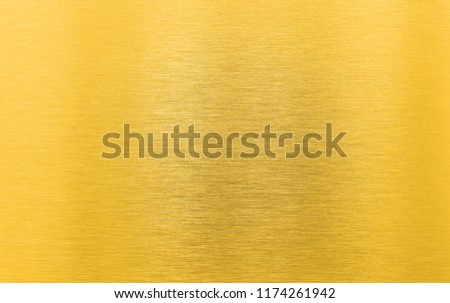 Hairline with Gold