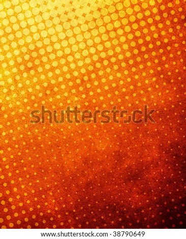 halftone pattern paint background