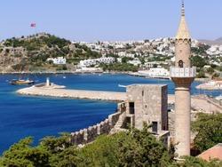 Halikarnas, modern Bodrum in Turkey