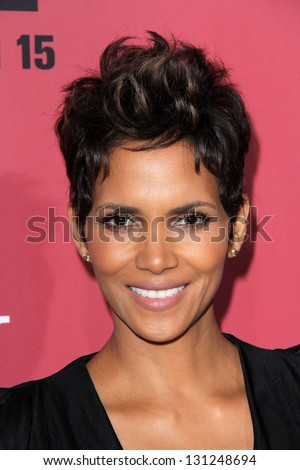 "Halle Berry at ""The Call"" World Premiere, Arclight, Hollywood, CA 03-05-13"