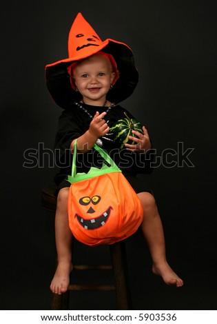 Halloween - baby
