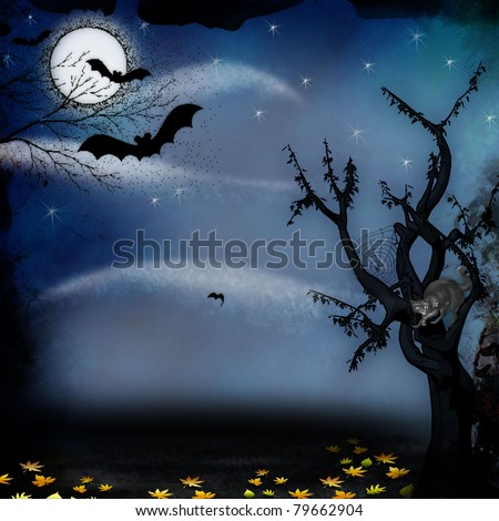 Halloween Backgrounds on Halloween Backgrounds Stock Photo 79662904   Shutterstock