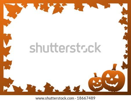 Free Halloween Frames