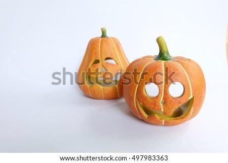 Halloween pumpkin #497983363