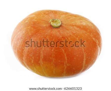 halloween pumpkin isolated Stock photo ©
